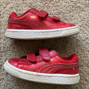 Superman Puma Sneakers